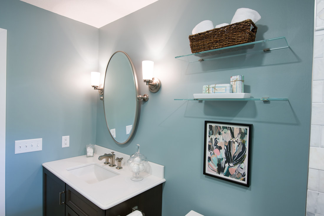 Bathroom Updates and Remodeling